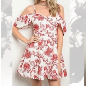 Do + Be Tomorrow Can Wait Floral dress